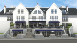 planning consent for hotel in cornwall